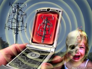 Electromagnetic Radiation Pollution from Wireless Sources Causes Sickness and Disease