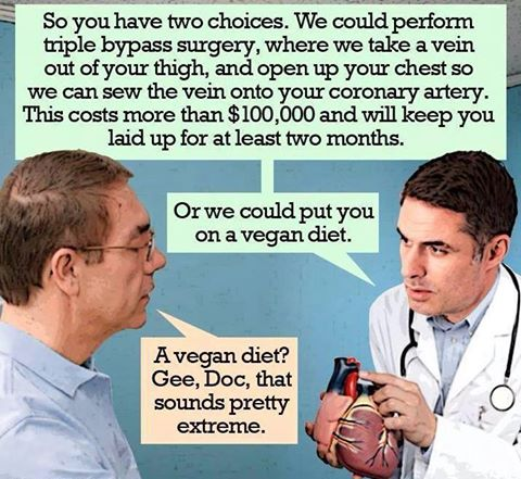 Doctors Diet Advice
