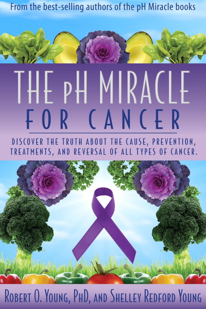 Women pH Miracle Book Cover
