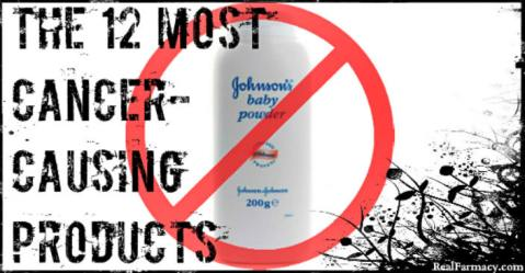 The-Top-12-Cancer-Causing-Products-in-The-Average-Home