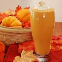 The Halloween Alkaline Pumpkin Smoothie or Soup - This Alkalizing Smoothie or Soup Will Scare YOU Alive!