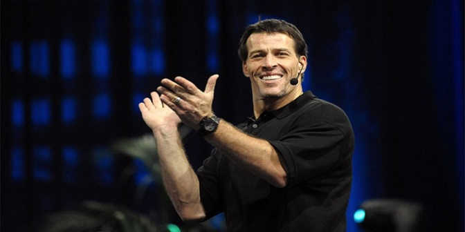 Why Tony Robbins Promotes The Alkaline Lifestyle & Diet