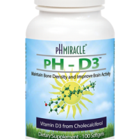 The pH Miracle of Vitamin D3