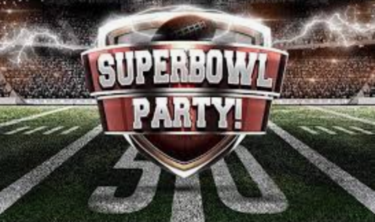 Everyone Loves a Super Bowl Party